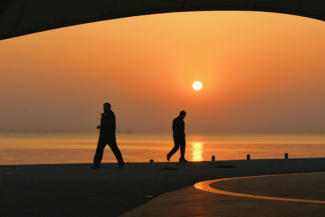 sunset-dawn-sun-dusk-evening 图片素材