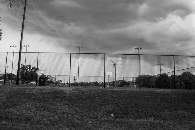 no-person-monochrome-wire-sky-fence picture material