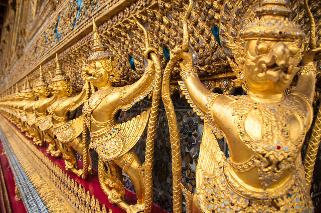 temple-buddha-religion-gold-sculpture picture material