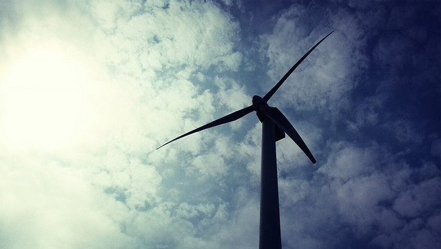 wind-sky-electricity-windmill-power picture material