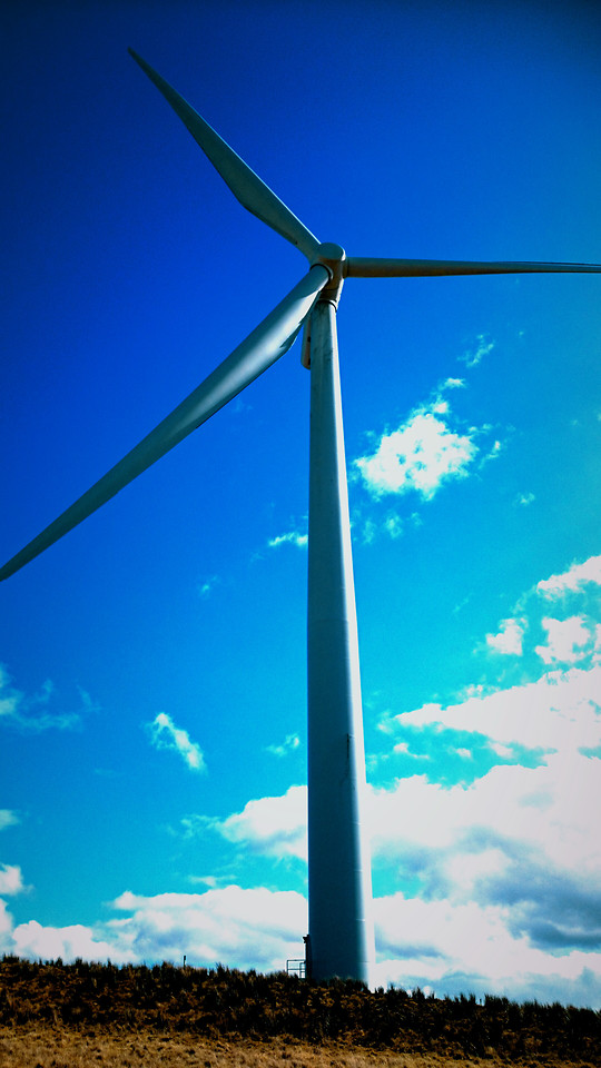 electricity-wind-windmill-power-turbine picture material