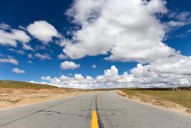 road-no-person-sky-cloud-landscape 图片素材