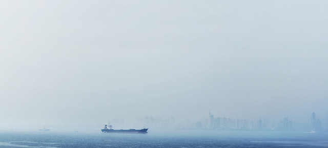 water-sea-fog-no-person-nature picture material