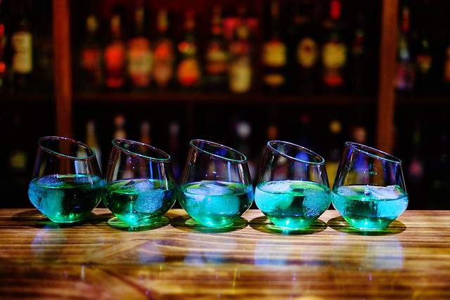 no-person-glass-bar-drink-blur picture material