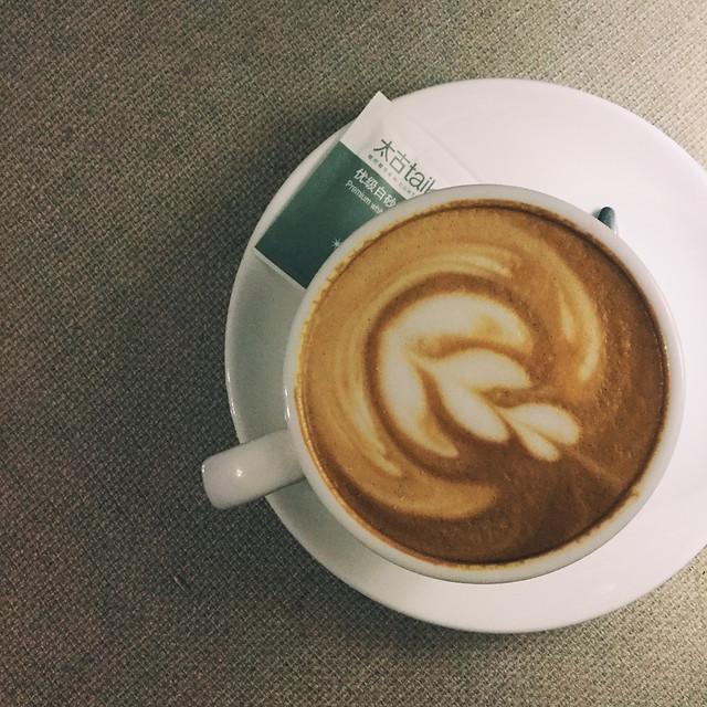 coffee-espresso-foam-cappuccino-caffeine picture material