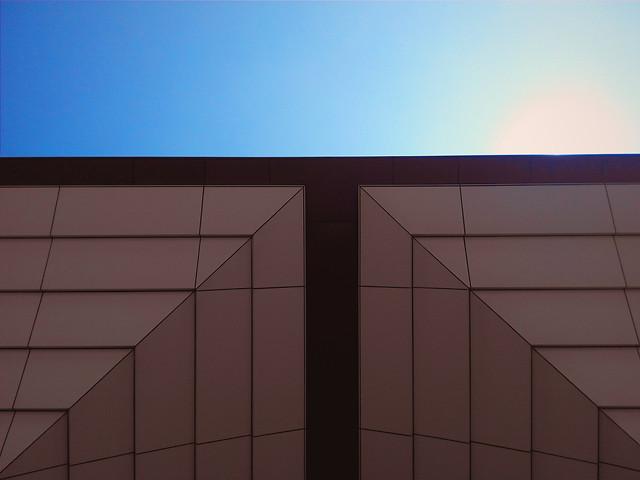 no-person-architecture-square-sky-building 图片素材