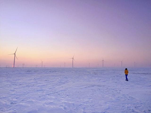 wind-windmill-landscape-energy-sky 图片素材