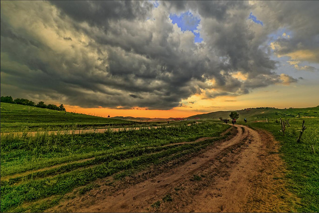 no-person-rural-agriculture-sky-countryside 图片素材