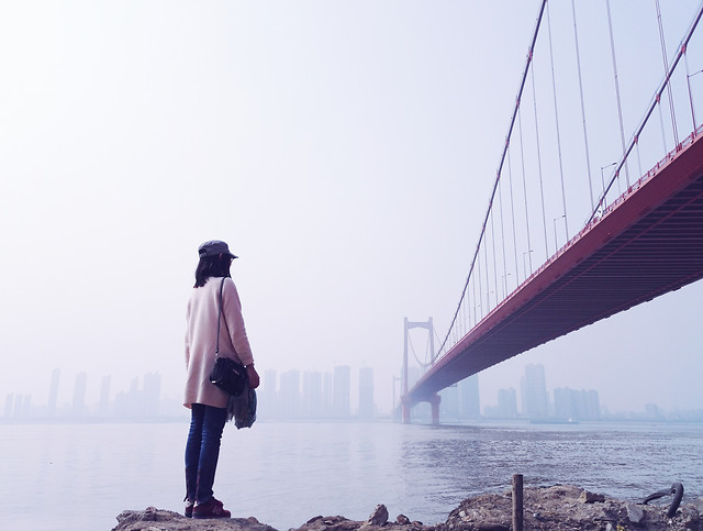 people-water-photograph-bridge-sea 图片素材