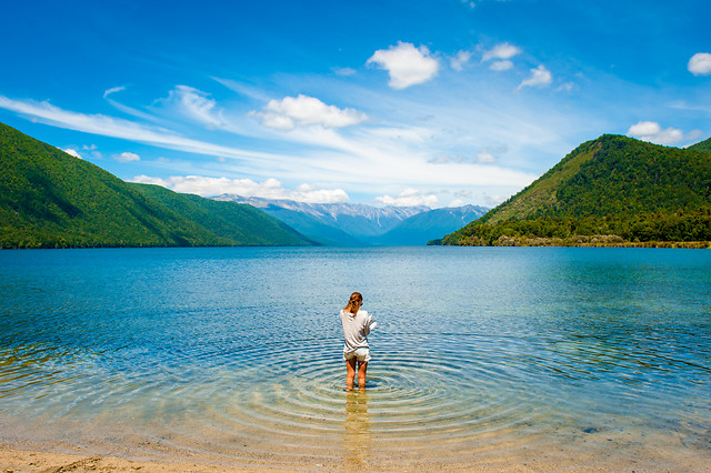 water-travel-no-person-beach-landscape picture material
