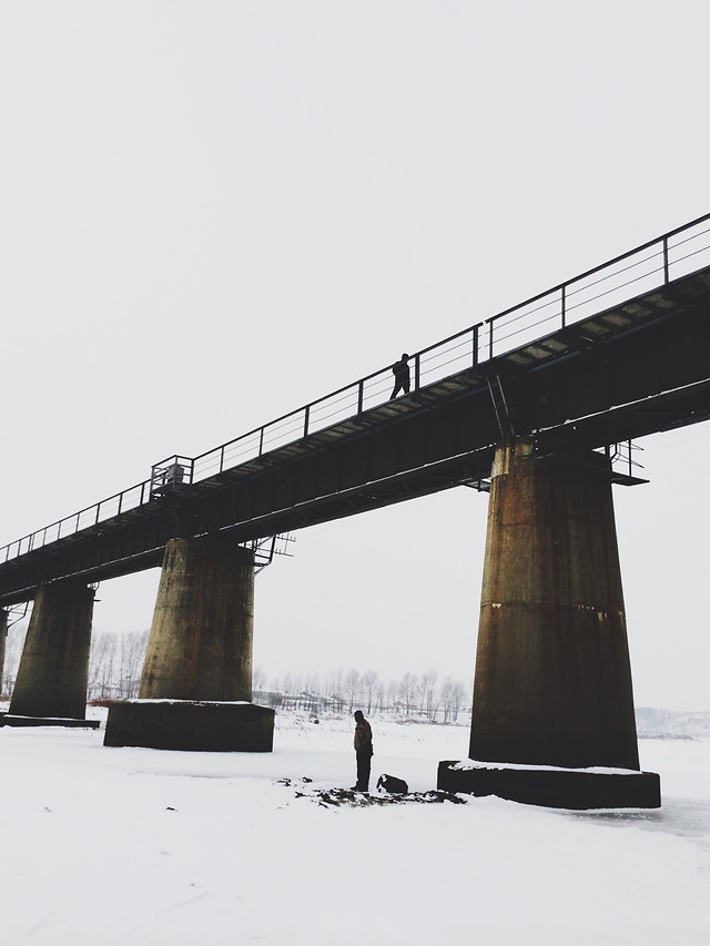 bridge-no-person-transportation-system-steel-connection 图片素材