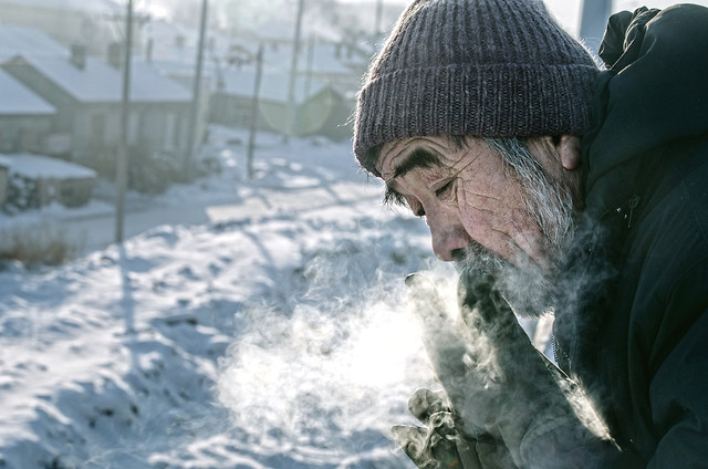 winter-snow-cold-people-outdoors picture material