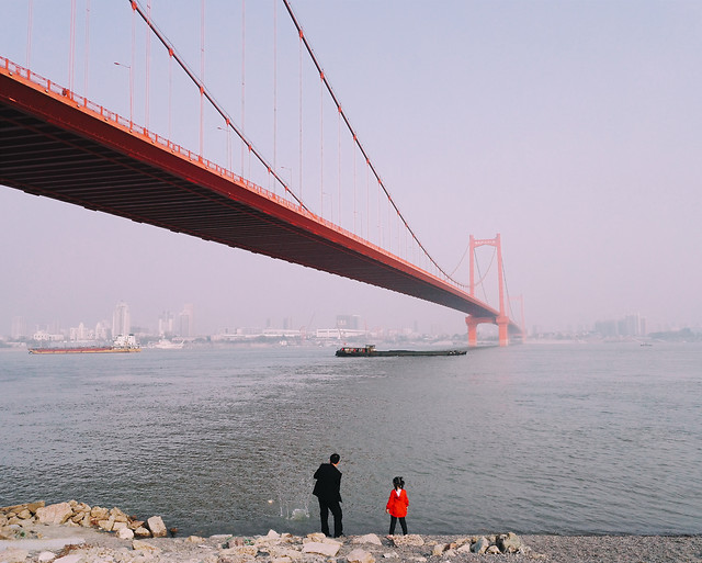 bridge-water-transportation-system-travel-vehicle picture material