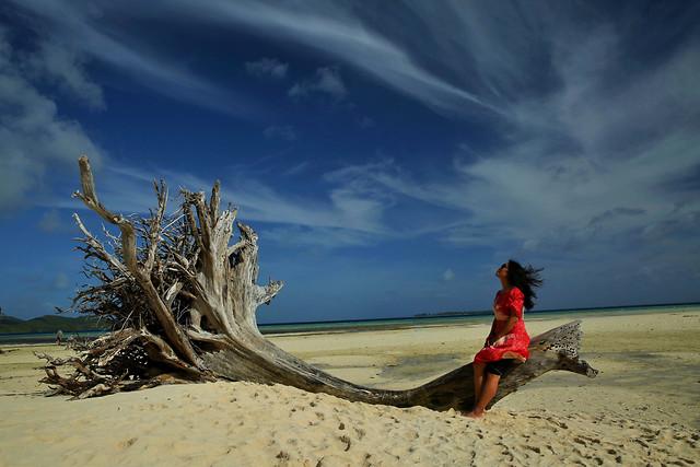 beach-sand-water-sea-ocean picture material