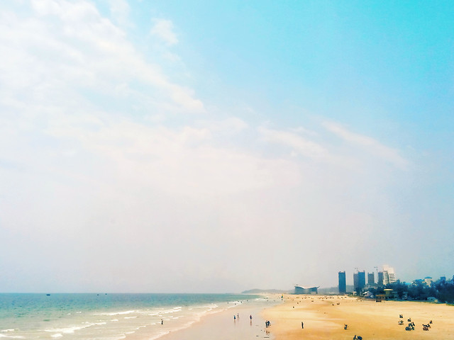 sand-water-beach-summer-travel picture material
