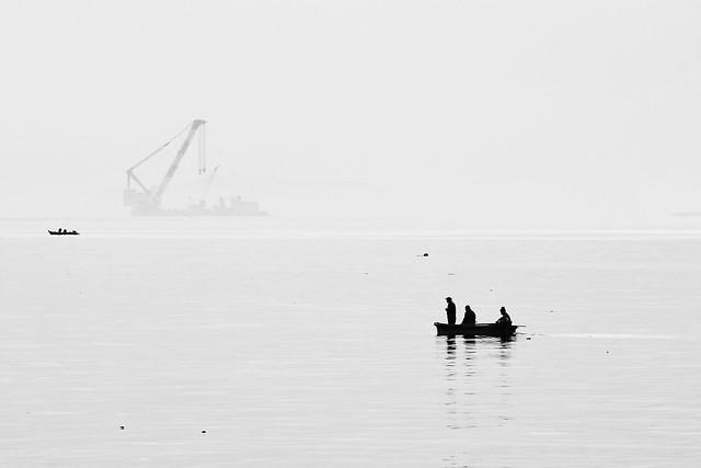 water-sea-fisherman-ocean-watercraft picture material