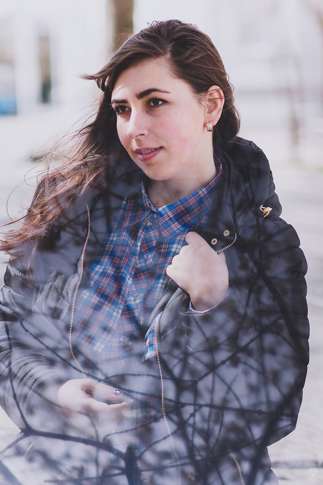winter-woman-portrait-girl-people picture material