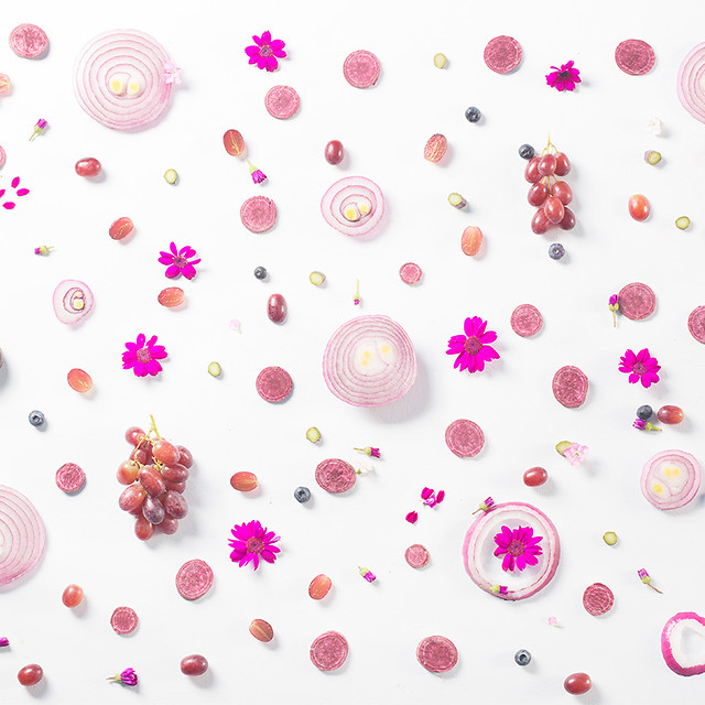 seamless-illustration-pattern-pink-design picture material