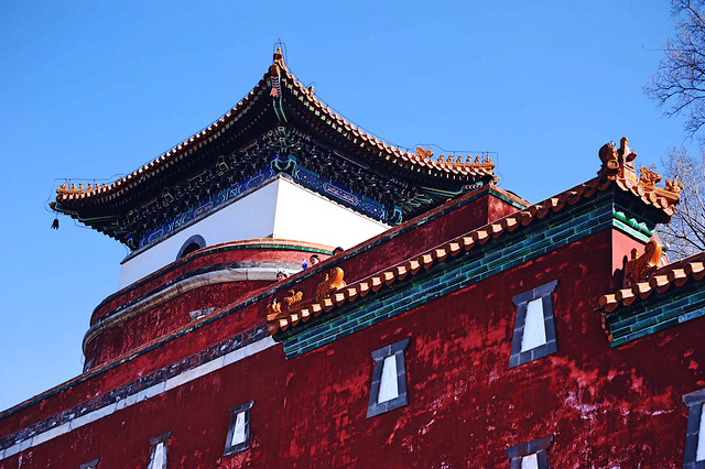 chinese-architecture-architecture-no-person-temple-travel picture material