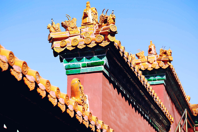 temple-chinese-architecture-sky-travel-religion picture material