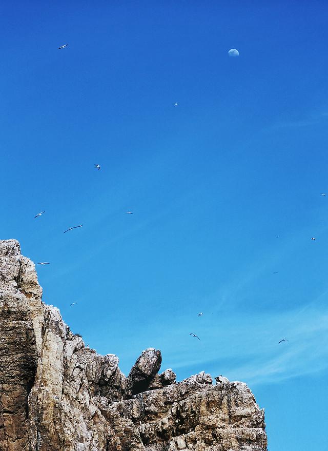 sky-landscape-travel-nature-rock picture material