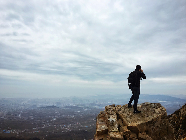 hike-climb-mountain-sky-outdoors picture material