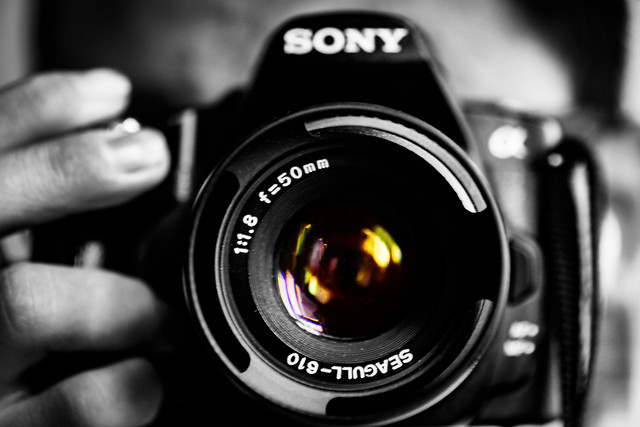 lens-aperture-shutter-zoom-telephoto picture material