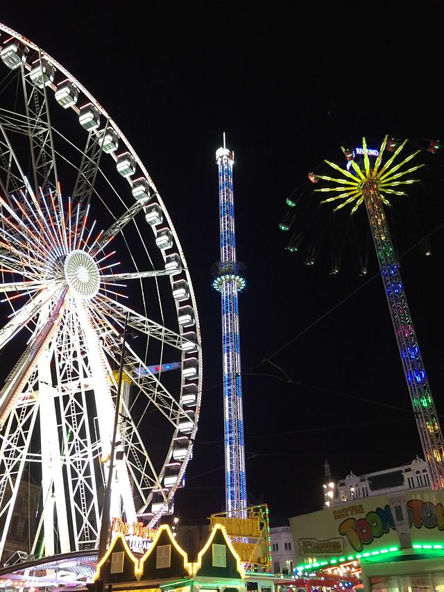ferris-wheel-festival-carnival-carousel-exhilaration picture material