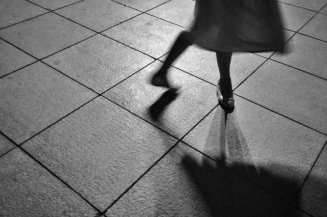 floor-monochrome-street-pavement-black-and-white picture material