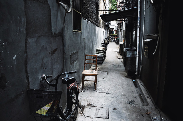 no-person-abandoned-alley-road-street picture material