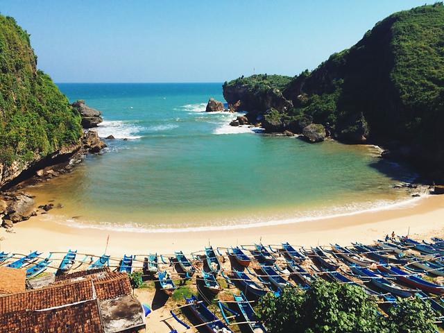seashore-beach-water-travel-island picture material