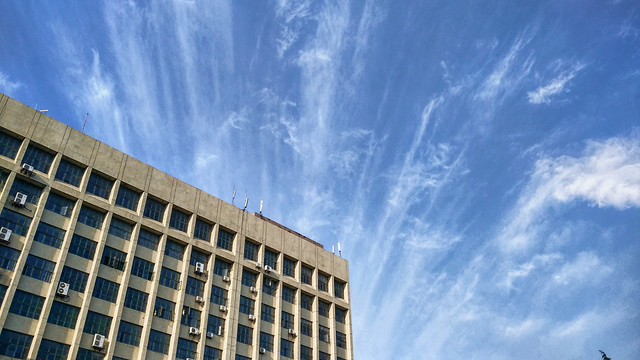 no-person-sky-architecture-cloud-blue picture material
