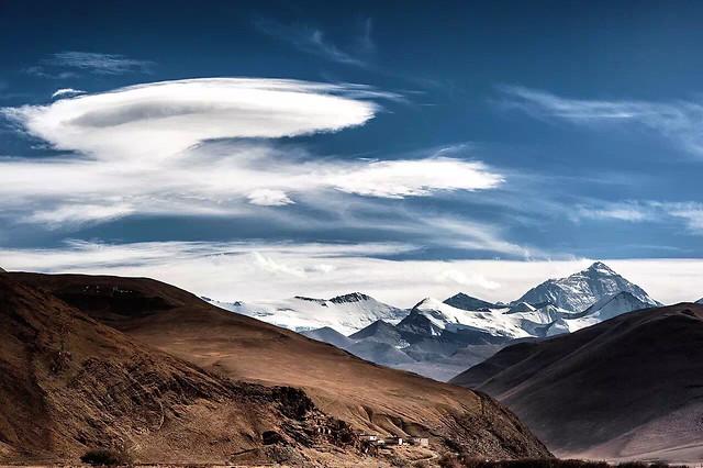 no-person-snow-mountain-travel-landscape picture material