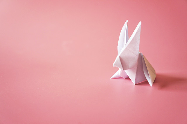 no-person-blur-paper-pink-art 图片素材