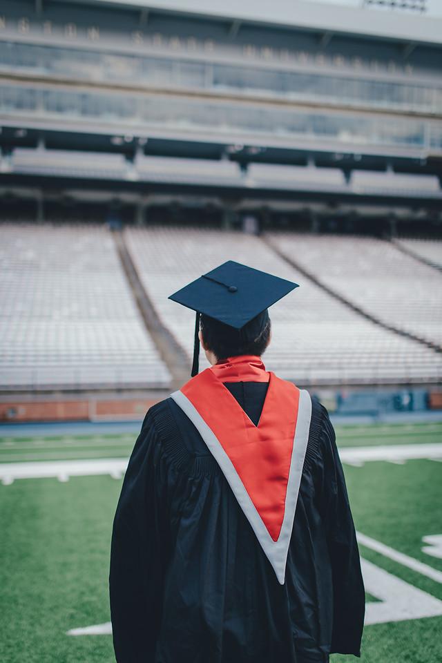 graduation-stadium-mortarboard-uniform-education picture material