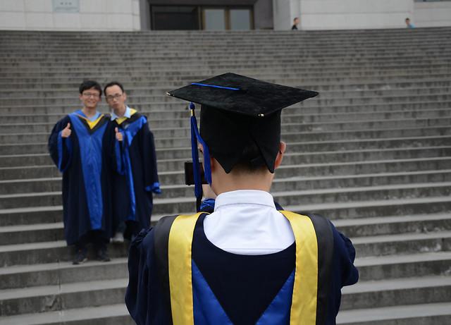 graduation-university-mortarboard-diploma-school picture material