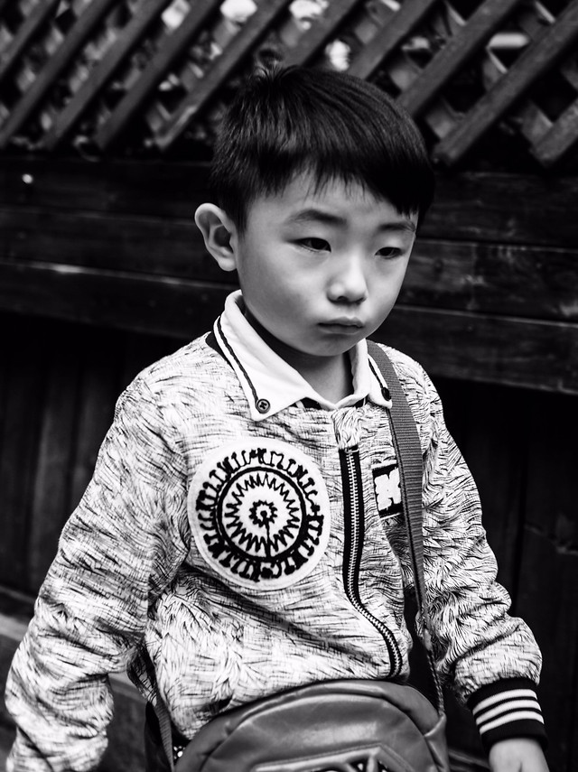 child-portrait-people-one-boy picture material
