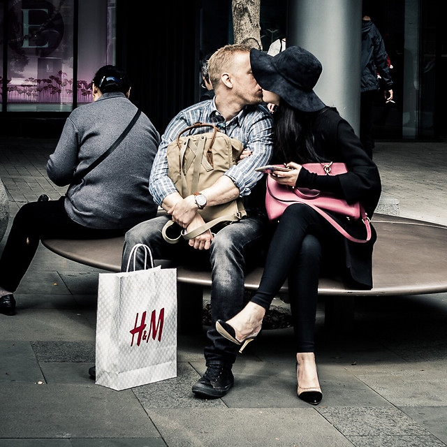 people-woman-street-sit-footwear picture material
