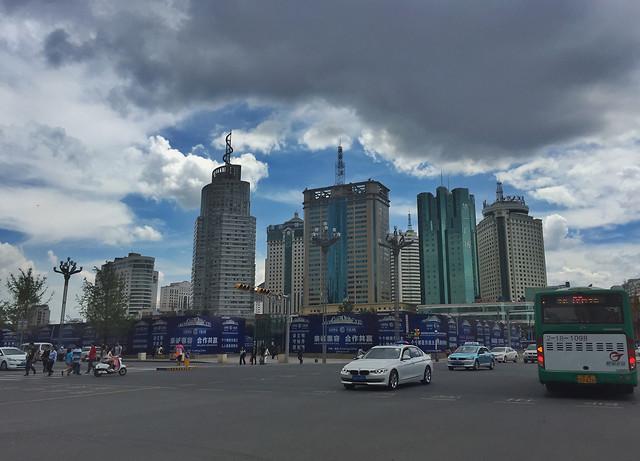 city-travel-skyscraper-building-metropolitan-area 图片素材