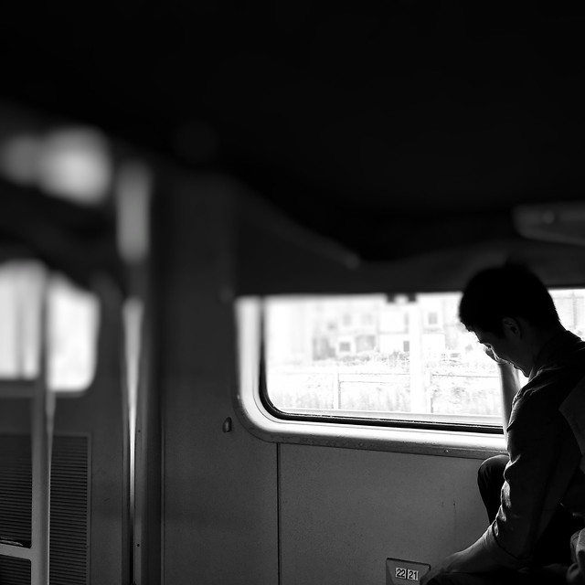 street-subway-system-people-monochrome-train picture material