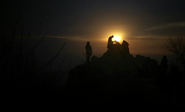 sunset-evening-backlit-dusk-dawn picture material