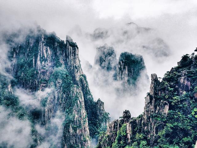 travel-landscape-mountainous-landforms-mountain-no-person picture material