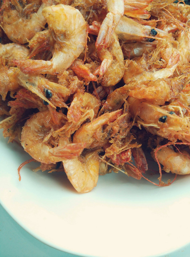 food-shrimp-seafood-dinner-prawn 图片素材