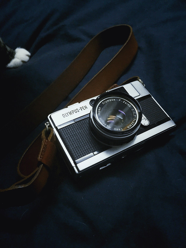 lens-instrument-aperture-shutter-analogue picture material