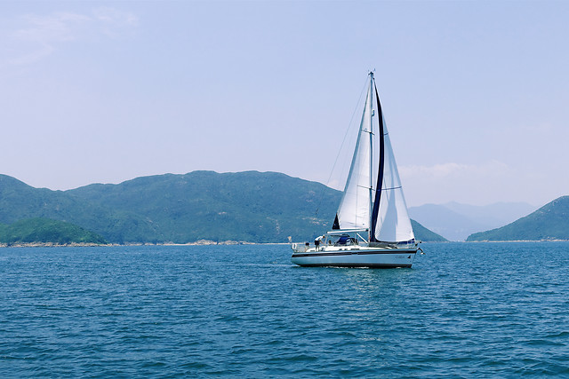 water-sailboat-watercraft-no-person-sea picture material