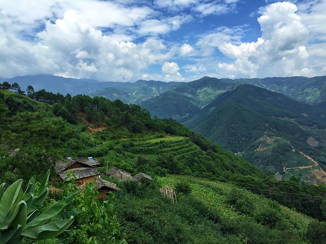 mountain-no-person-landscape-travel-nature picture material