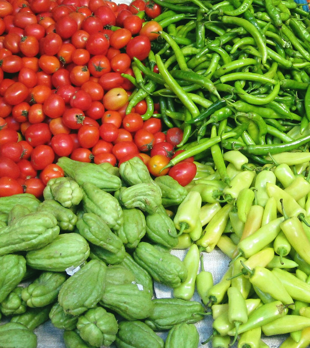 market-vegetable-food-healthy-grow picture material