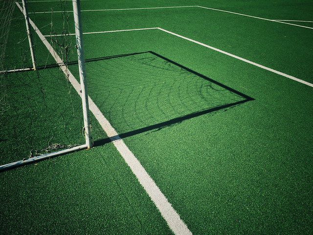 stadium-football-soccer-no-person-green picture material