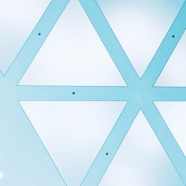 no-person-graphic-design-blue-design-triangle picture material