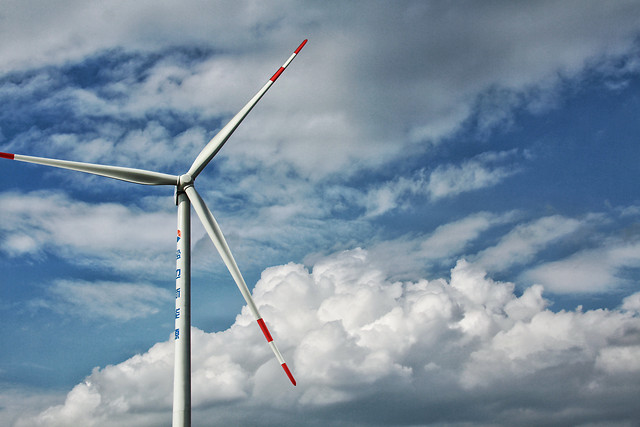wind-sky-no-person-electricity-wind-turbine picture material